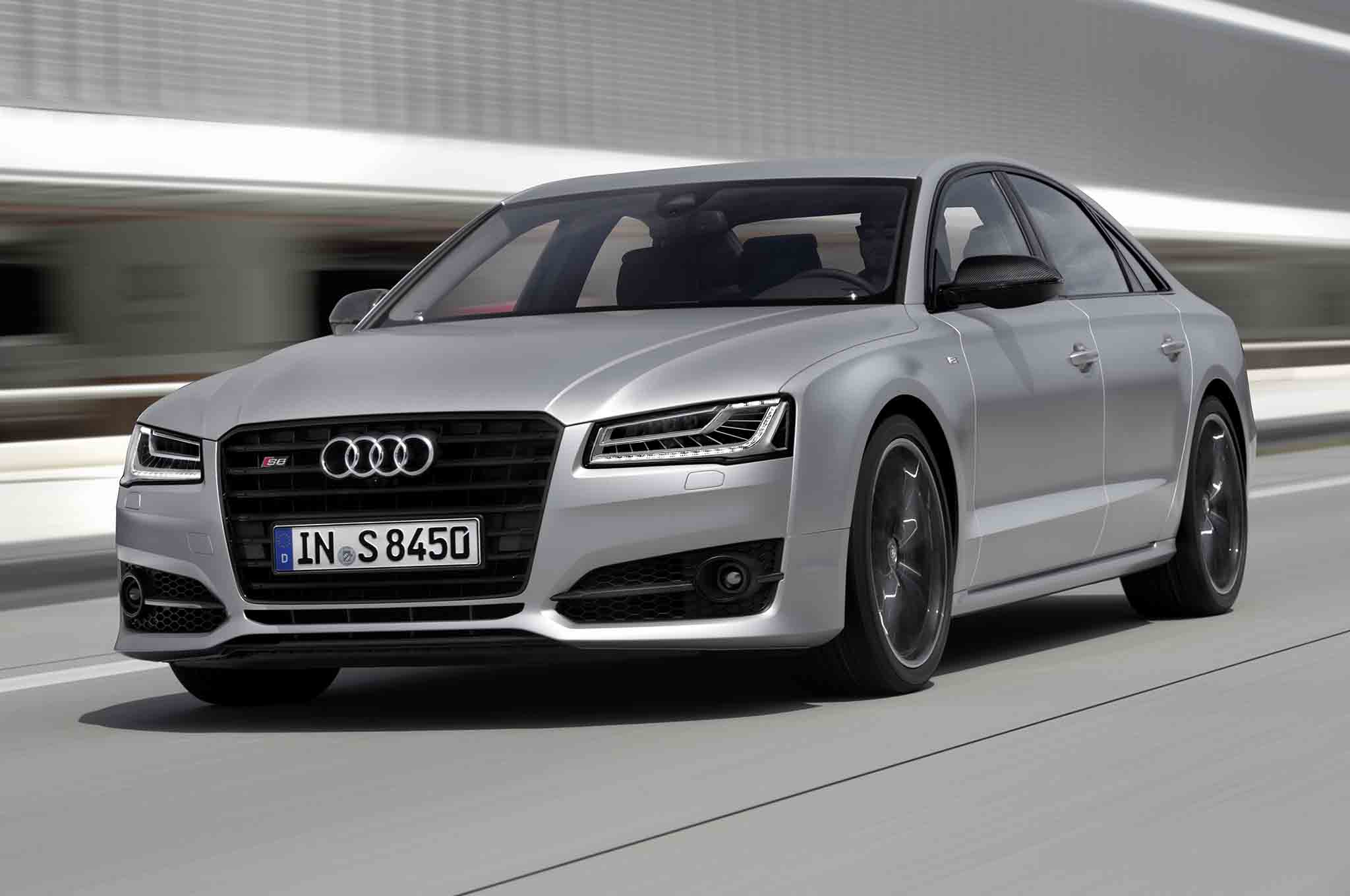 Audi RS 7 Performance and S8 Plus Launching in the U.S. Soon