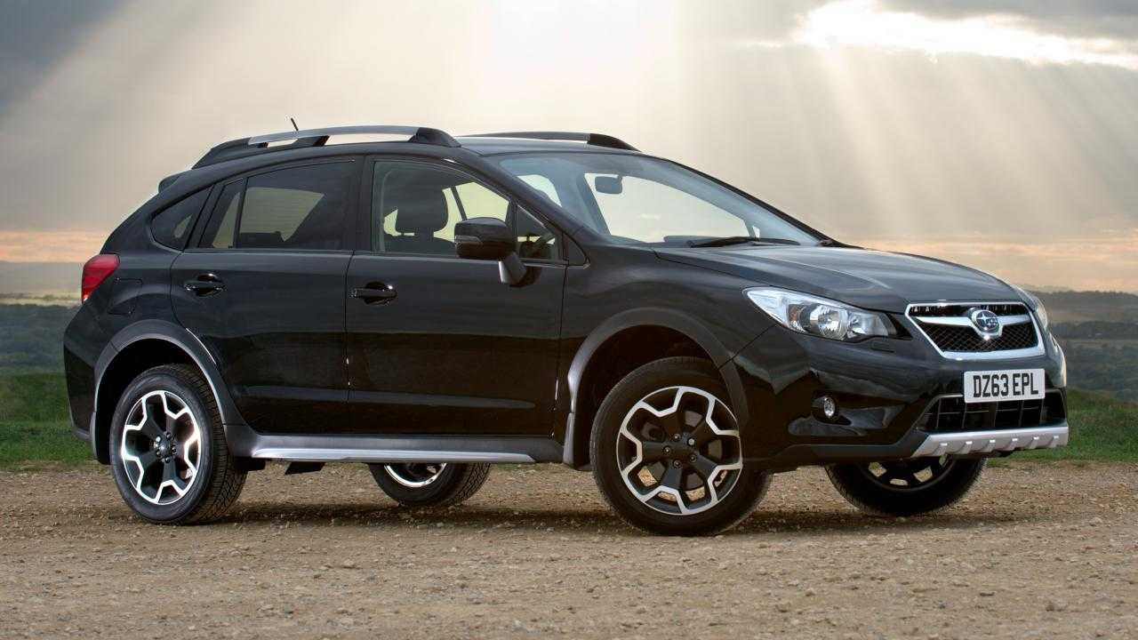 Subaru XV Facelift Got its Official Specifications Revealed
