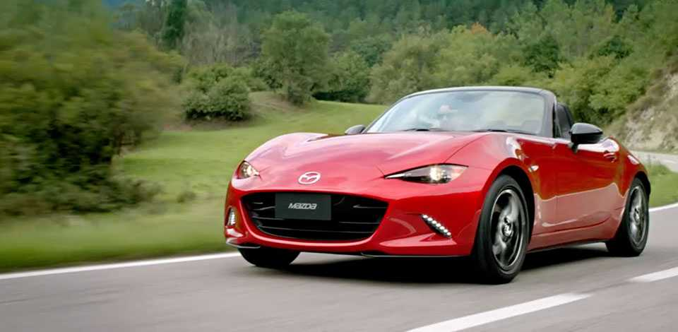 Mazda MX-5 with Hard Heading to NY Expo, Invitations are Out