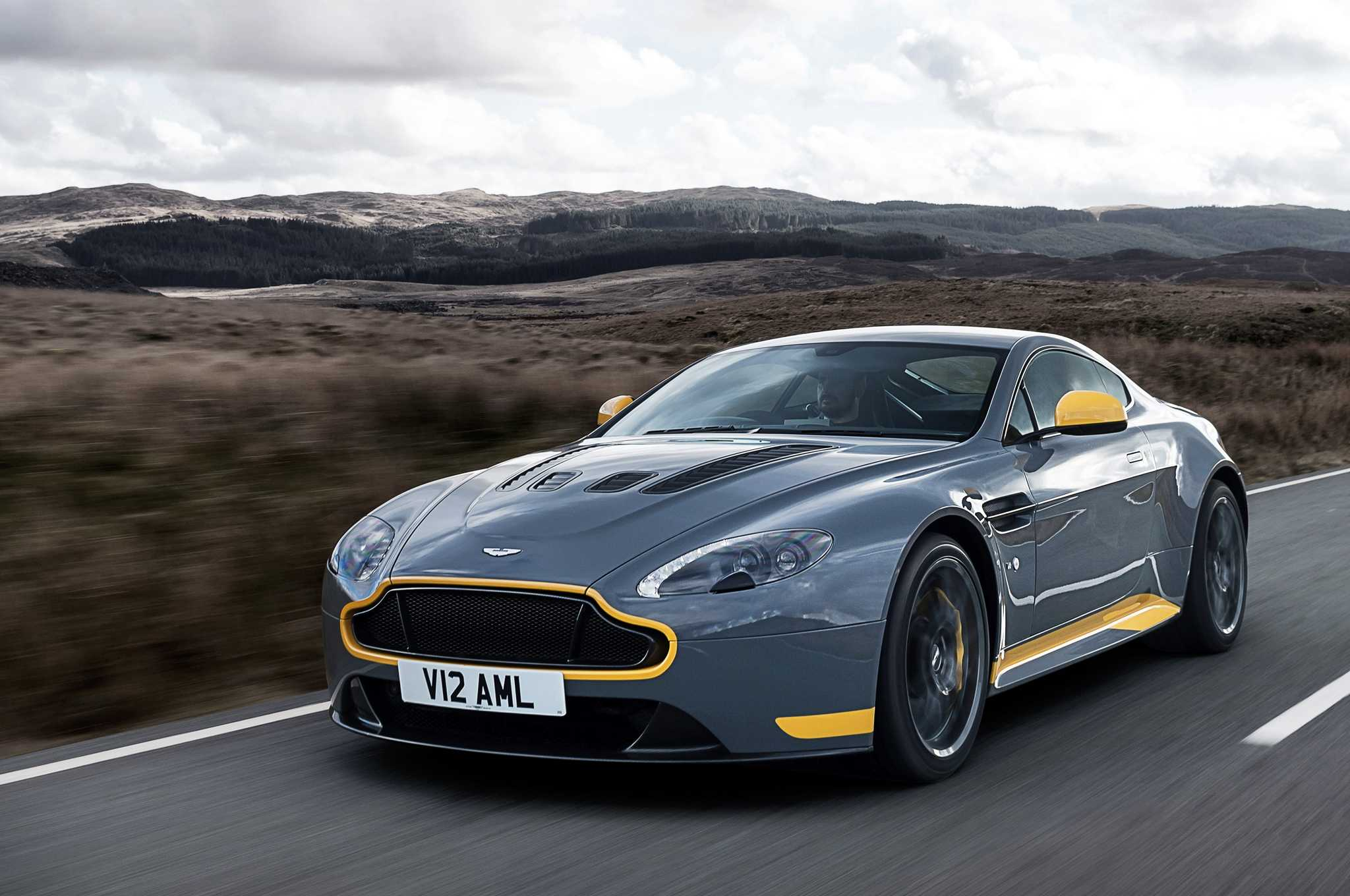 2017 Aston Martin V8 Vantage GTS Limited Edition is Priced at $137,820