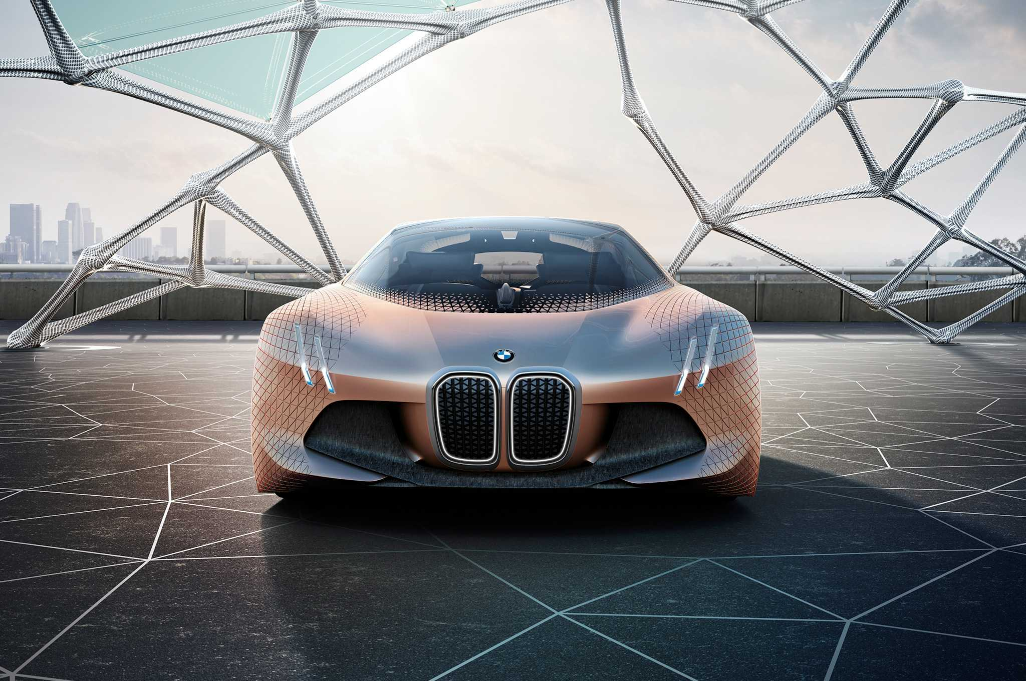 BMW to Launch INEXT Autonomous Car in 2021