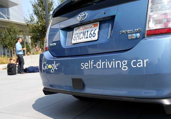 Google Autonomous Cars