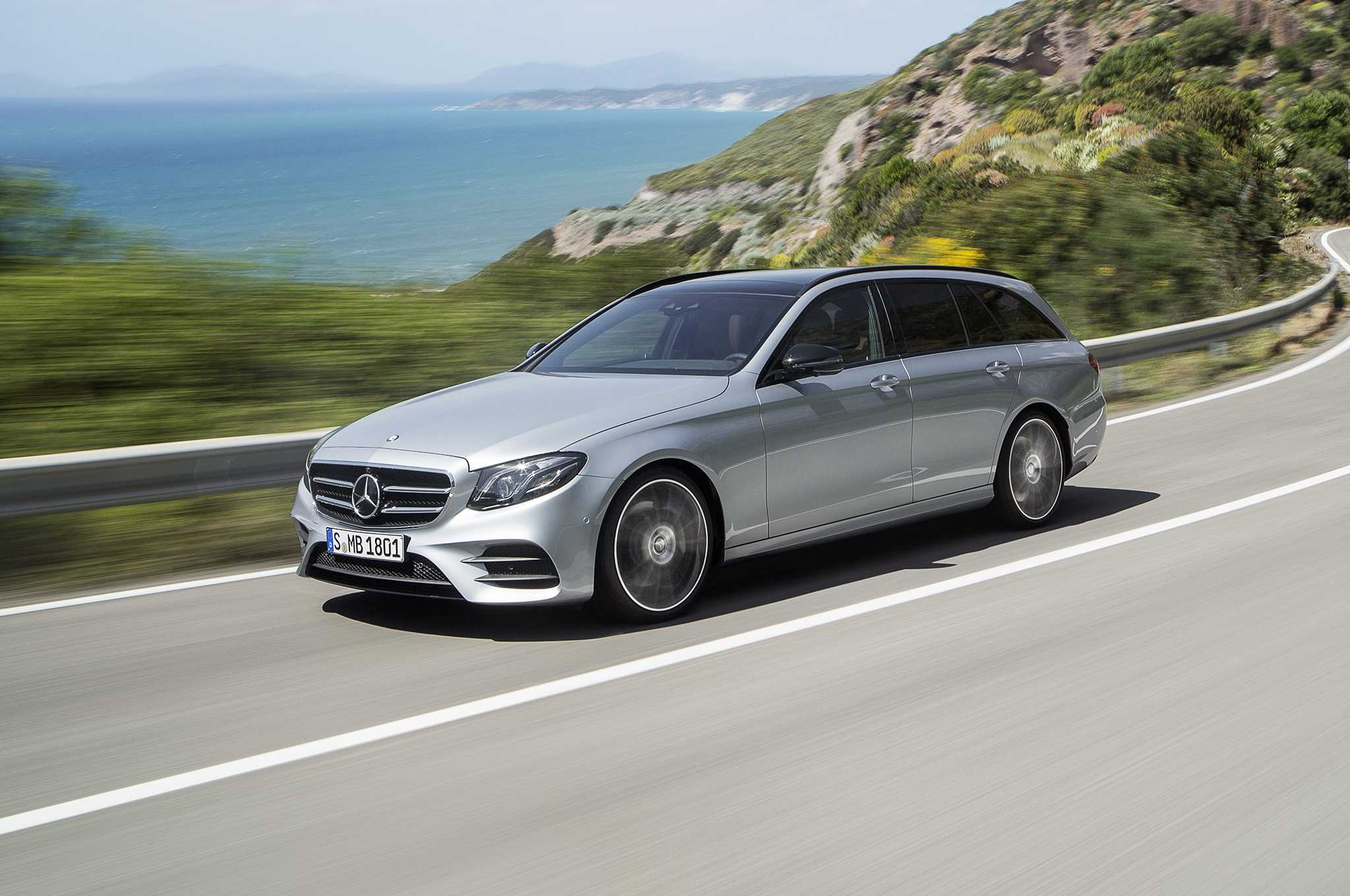 Mercedes Benz E-Class All Terrain SUV is Heading to 2016 Paris Expo