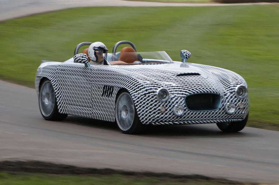 Bristol Bullet Is The Comeback Vehicle For Bristol Brand of Cars