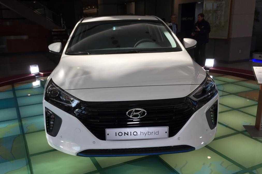 Hyundai Ioniq 2016 Specifications and Trimline Variants Announced