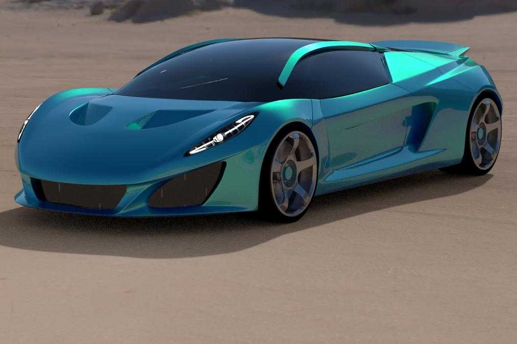 Keating Berus Is Working On a Supercar Slated For 2017 Launch
