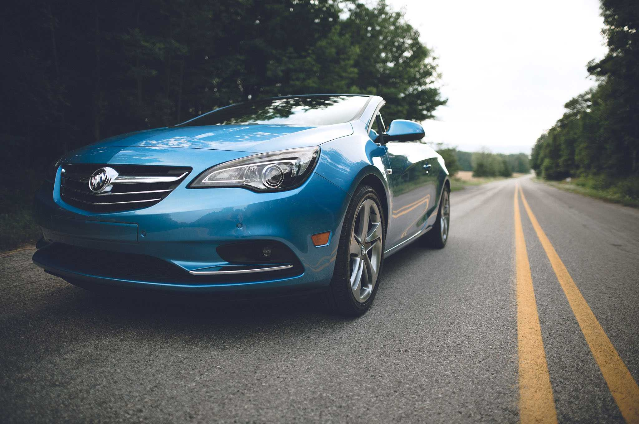 2017 Buick Cascada Expands With New Sport Touring Trim