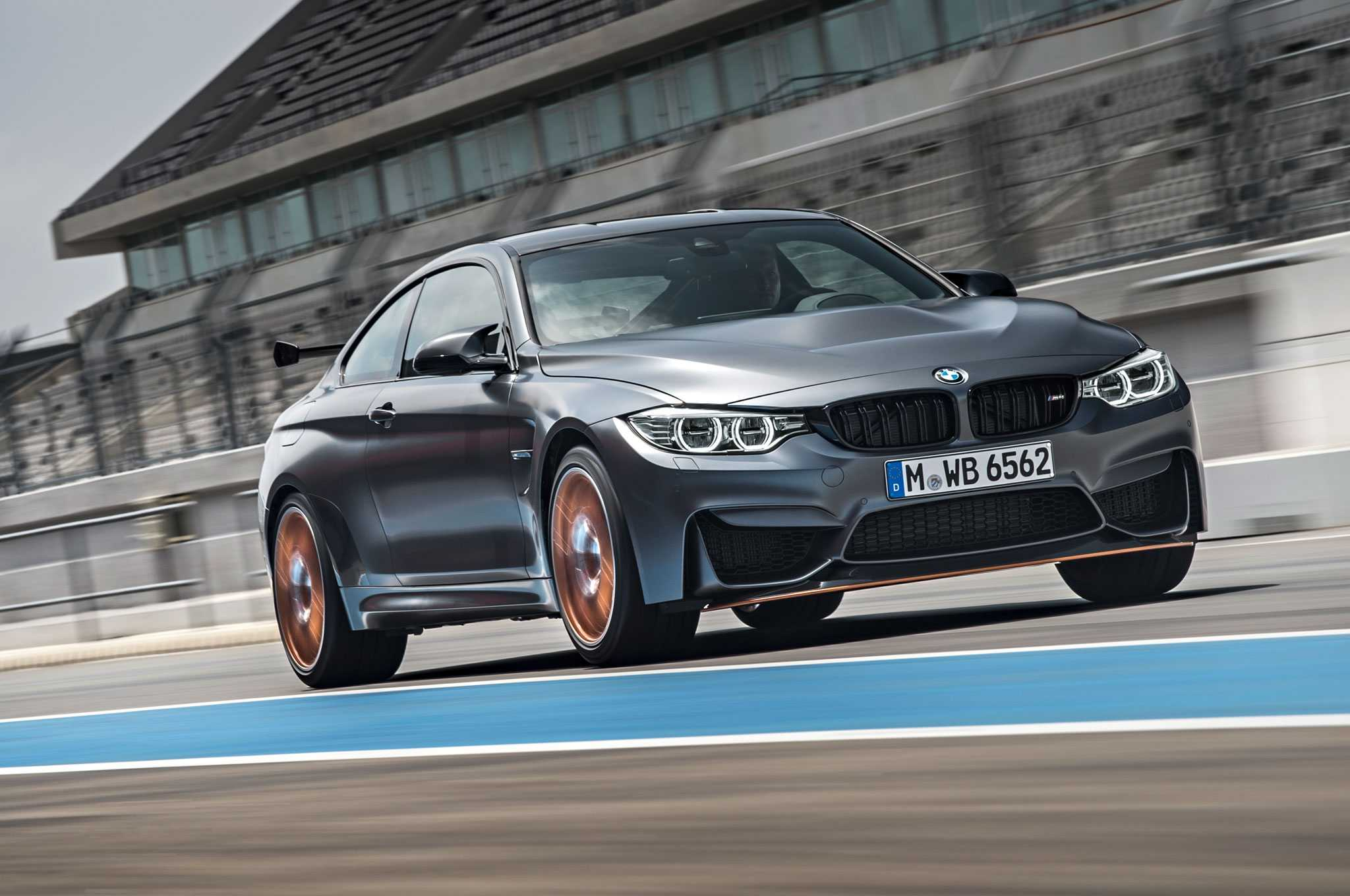 BMW M4 GT To Usher In Water Injection Technology By 2019