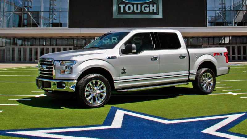 2016 Ford F 150 Dallas Cowboys