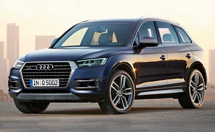 Audi Q5 Revealed in New Teaser Video Ahead of Paris Show Debut