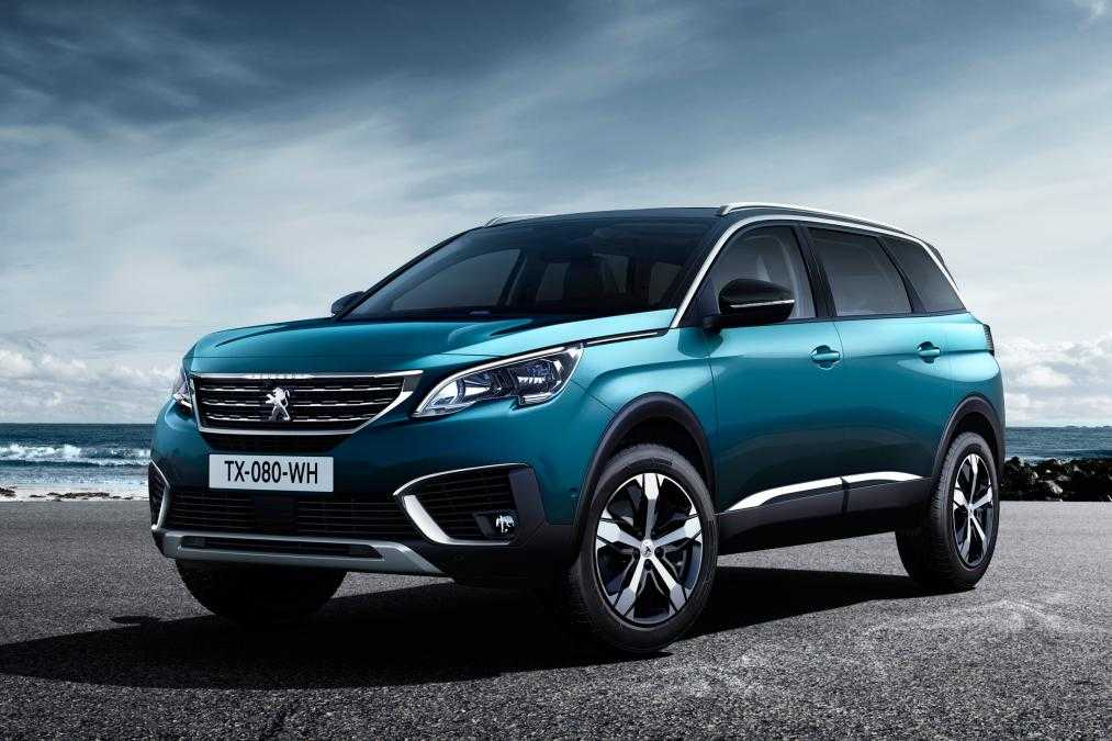Brand New Peugeot 5008 Changes Style Become A Large SUV