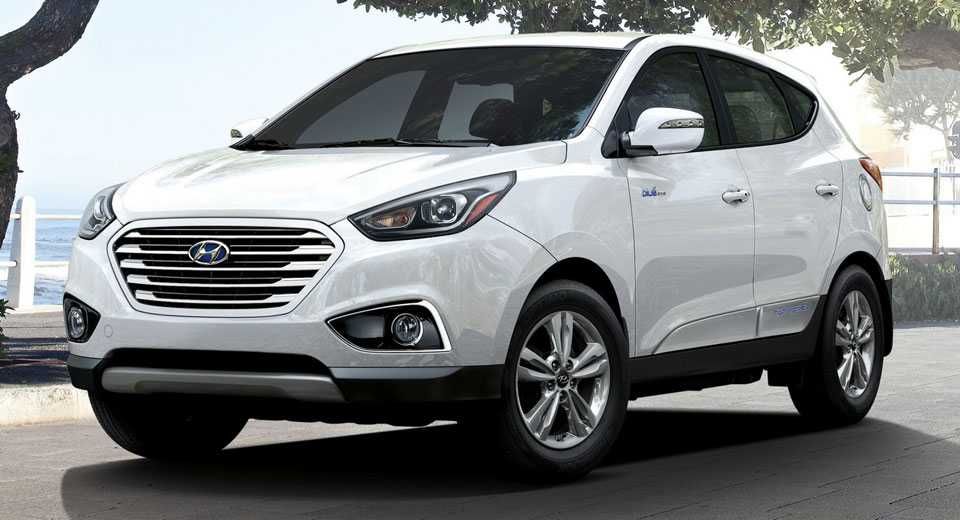 Hyundai Aims To Launch Multiple Hydrogen Models By 2018