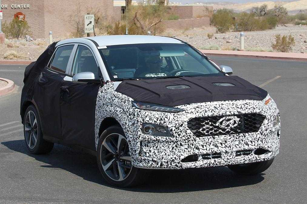 Hyundai is Building a New Baby SUV To Beat Nissan Juke