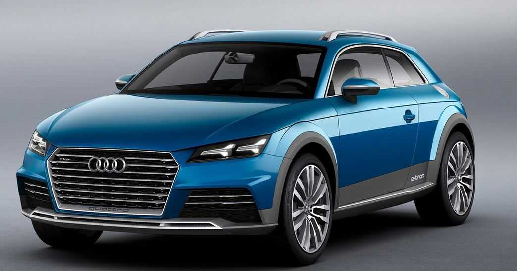 Audi Speculated to Name its Electric SUV as E-Tron