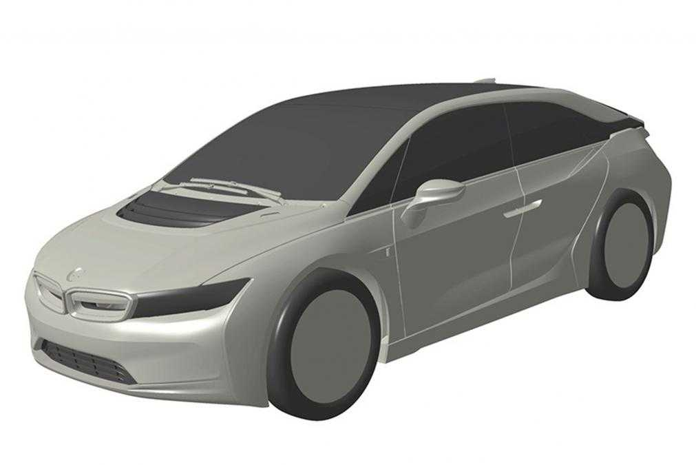 New Patent Images Give Us a Glimpse of the BMW i Model