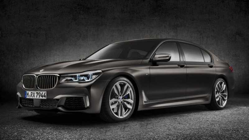 BMW M Performance 7 Series