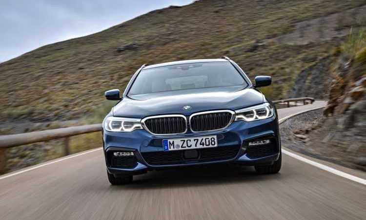 2017 BMW 530d xDrive Touring