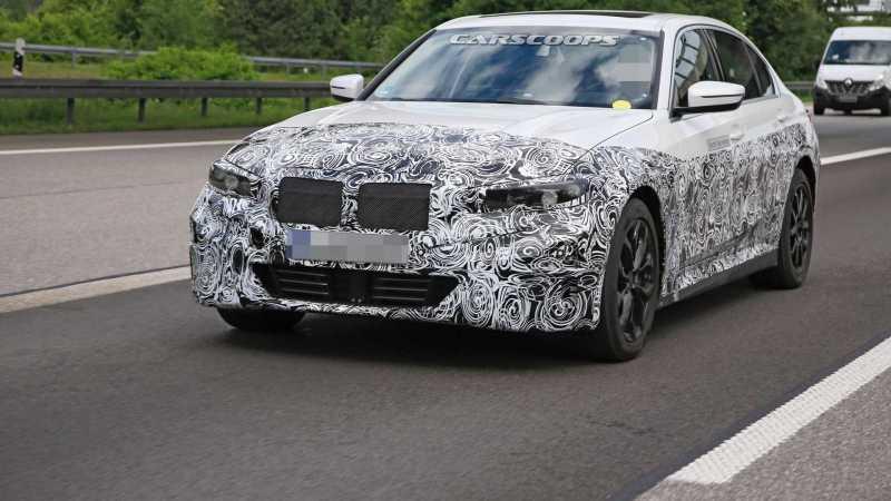 2021 BMW 3 Series EV