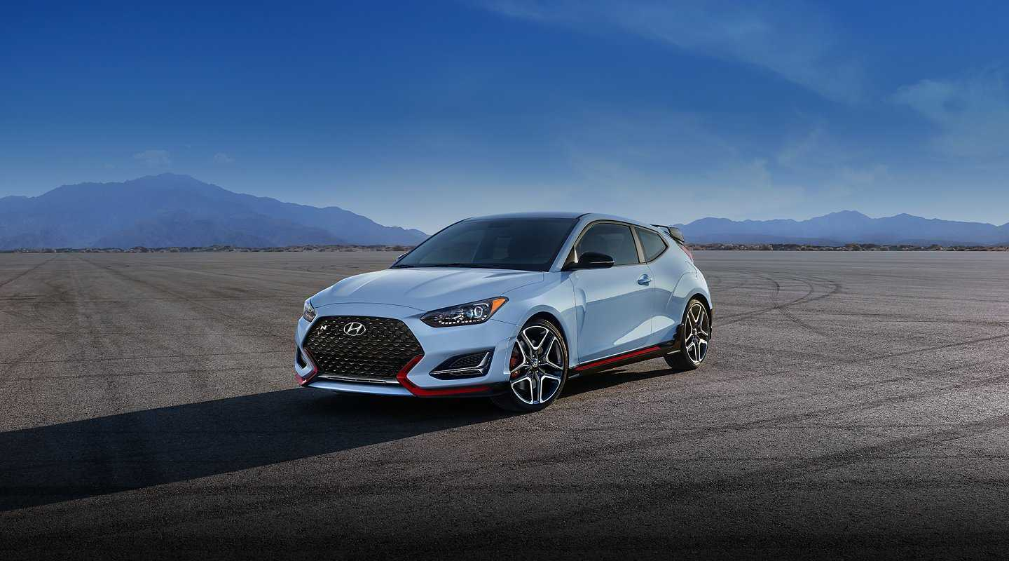2021 Hyundai Veloster N Set to Launch in U.S. with a Powerful 275HP Variant