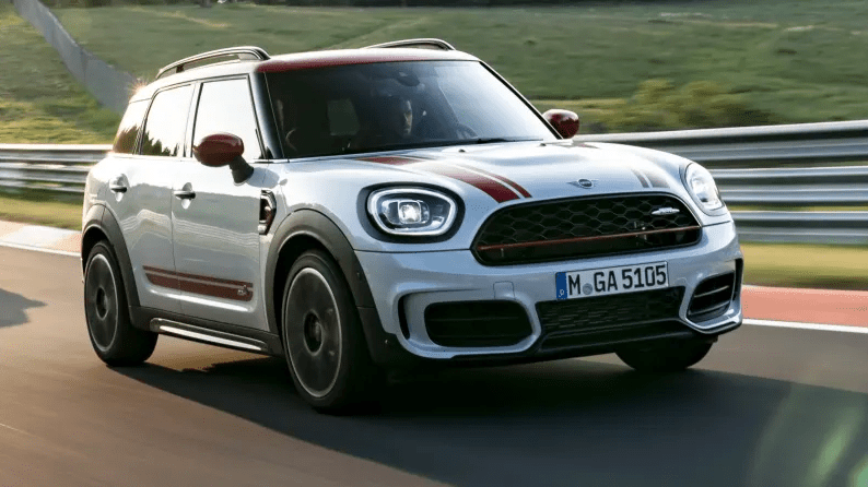 2021 Mini Counterman John Cooper Works Gets Official in Australia