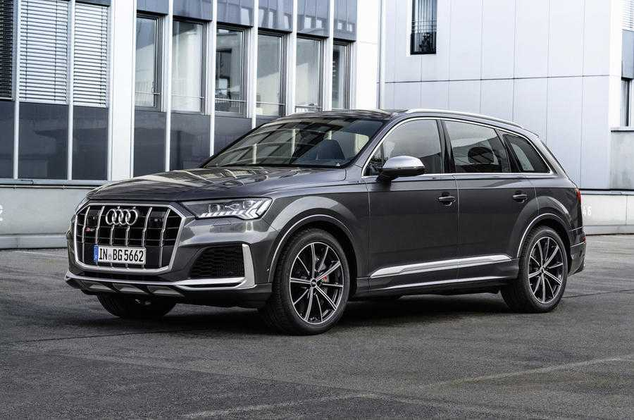 2020 Audi SQ7 and SQ8 Get Upgraded to a New V8 Petrol Engine