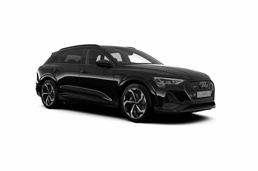 Audi E-Tron Offers More Features in New Trim Lines, 2020 Editions Revealed