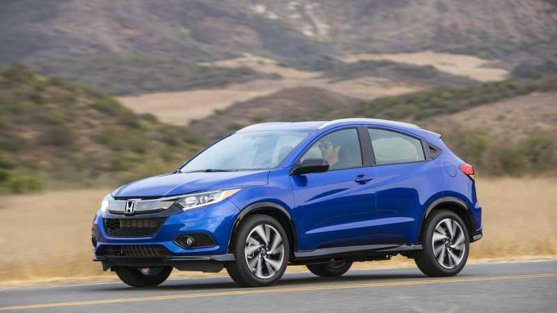 2020 Honda HR V
