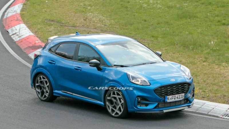 New Twitter Teaser Confirm 2021 Ford Puma ST Release Date
