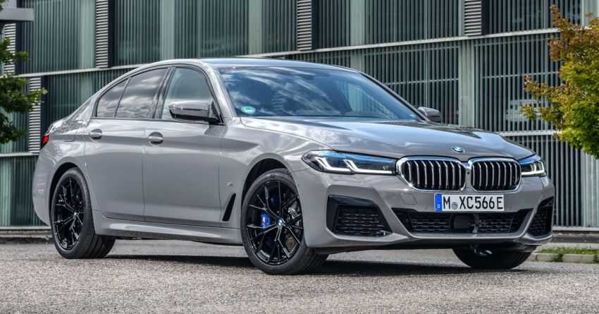 2021 G30 BMW 545e xDrive Specs and Performance Revealed