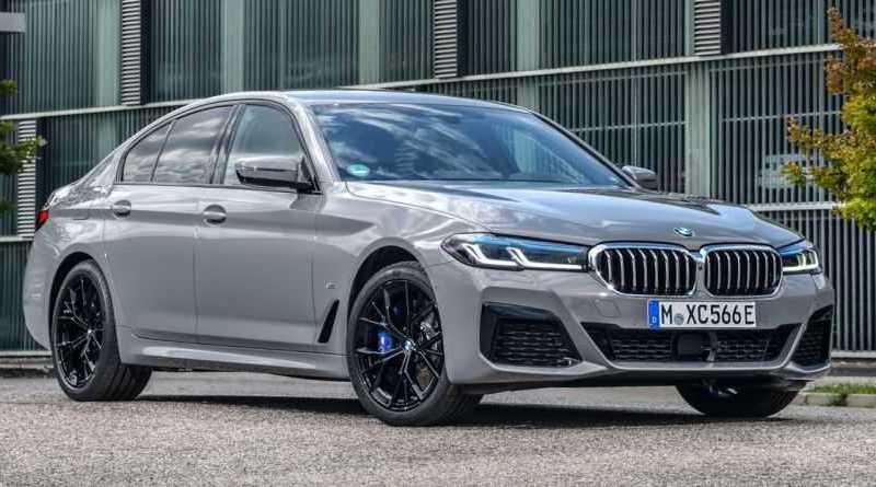 2021 G30 BMW 545e xDrive