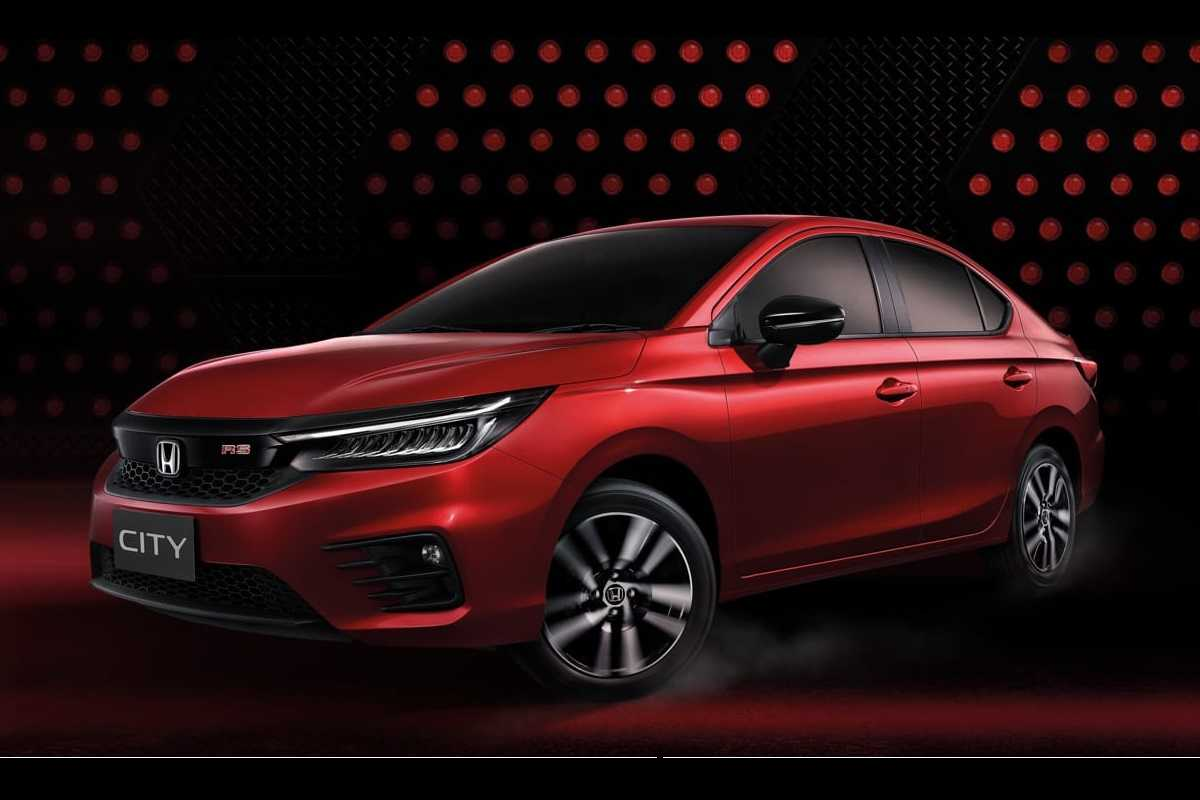 2020 Honda City Teaser Image Released Before Official Launch