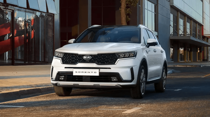 2021 Kia Sorento Pricing and Trimline Variants Revealed