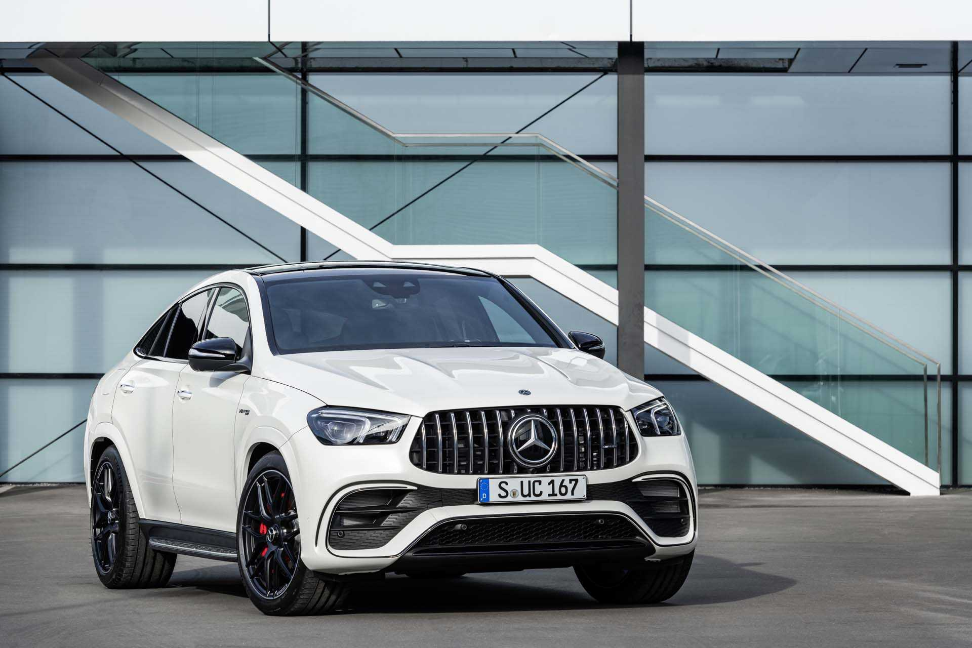 2021 Mercedes AMG GLE63 S Coupe Pricing Starts at $117,050
