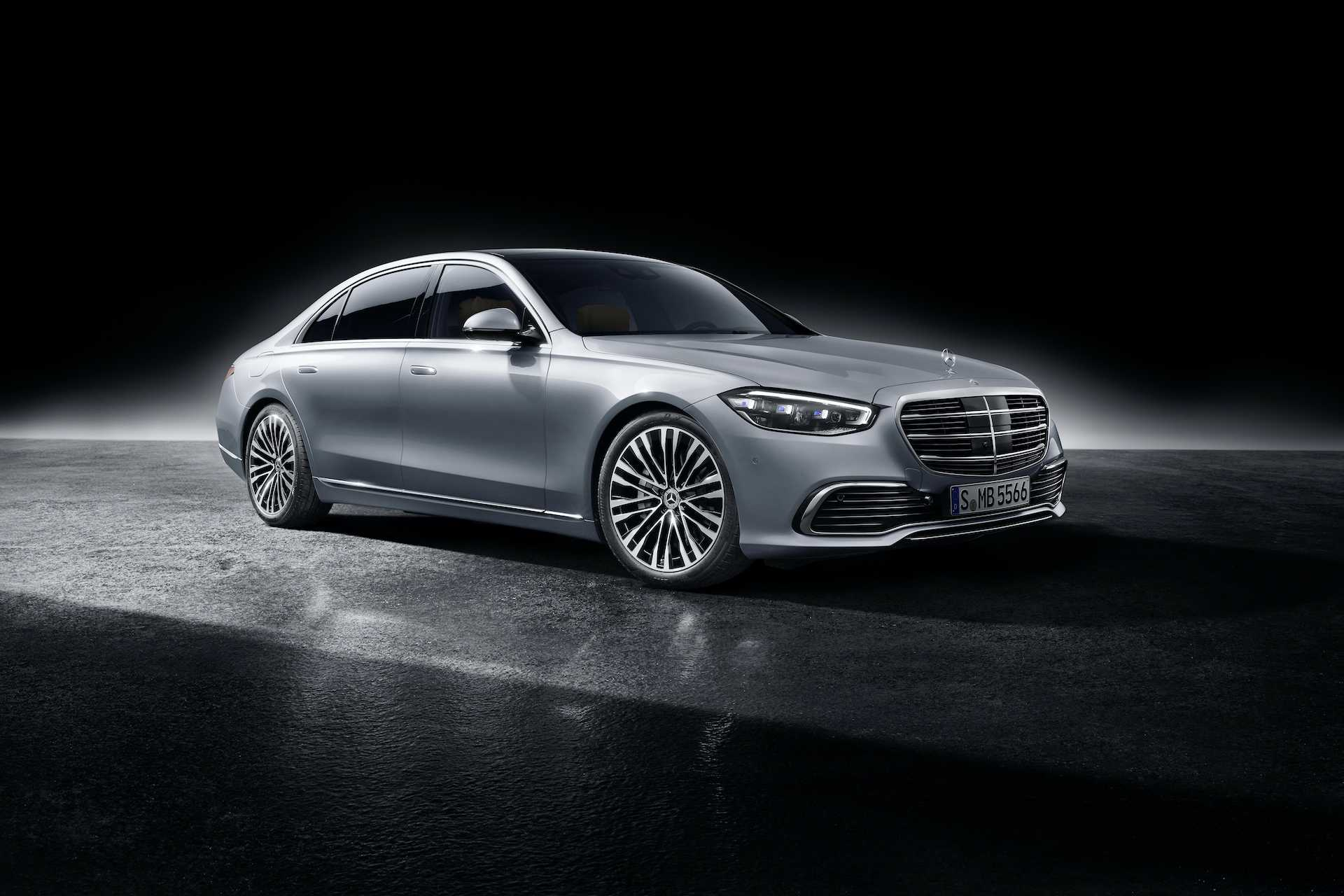 2021 Mercedes Benz S-Class Brings in New Driver Assistance Features