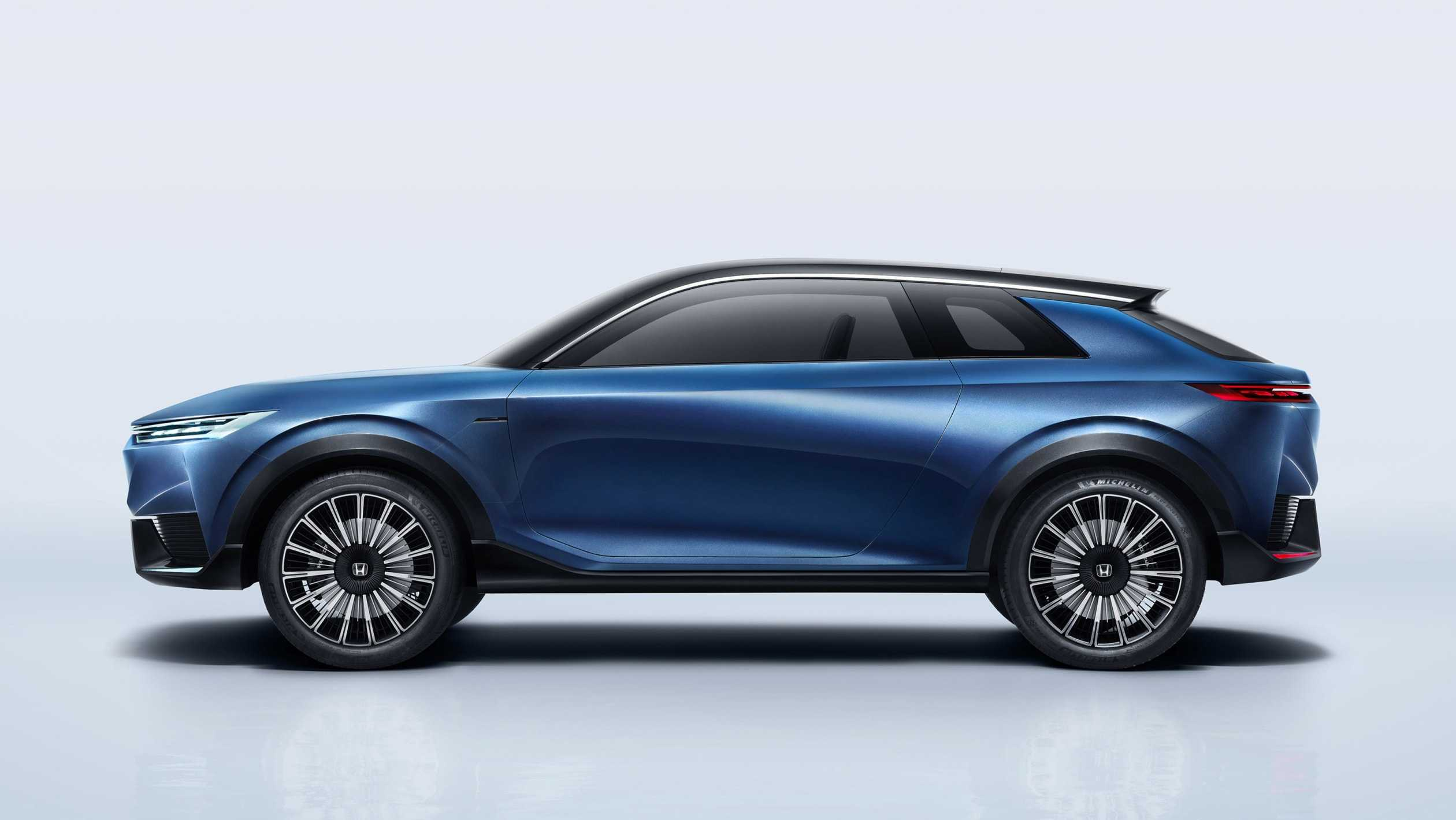 Honda SUV eConcept is an Electric Crossover, New Design Revealed