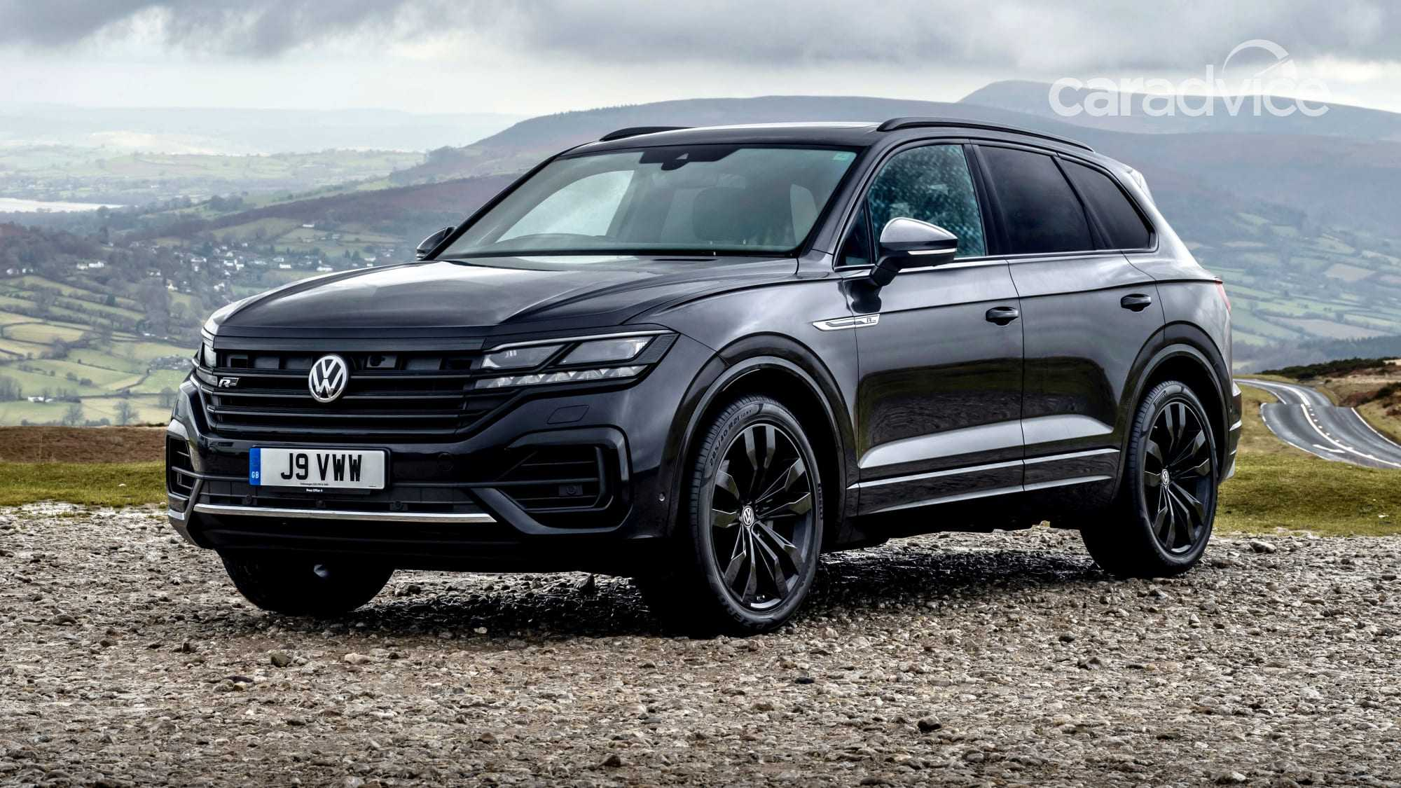 2021 Volkswagen Touareg Wolfsburg Will be a Limited Edition SUV