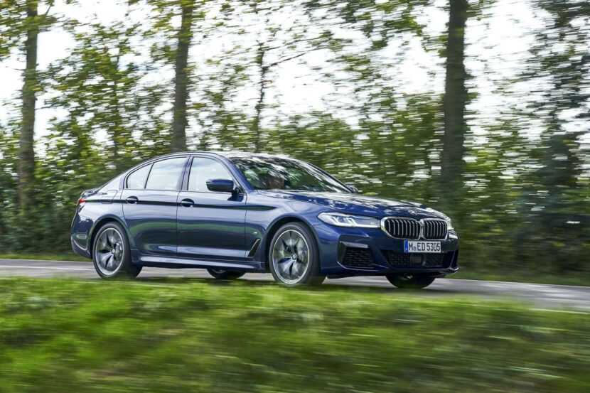 2021 BMW 5 Series Facelift Edition is Stunning and Brings in All the Features
