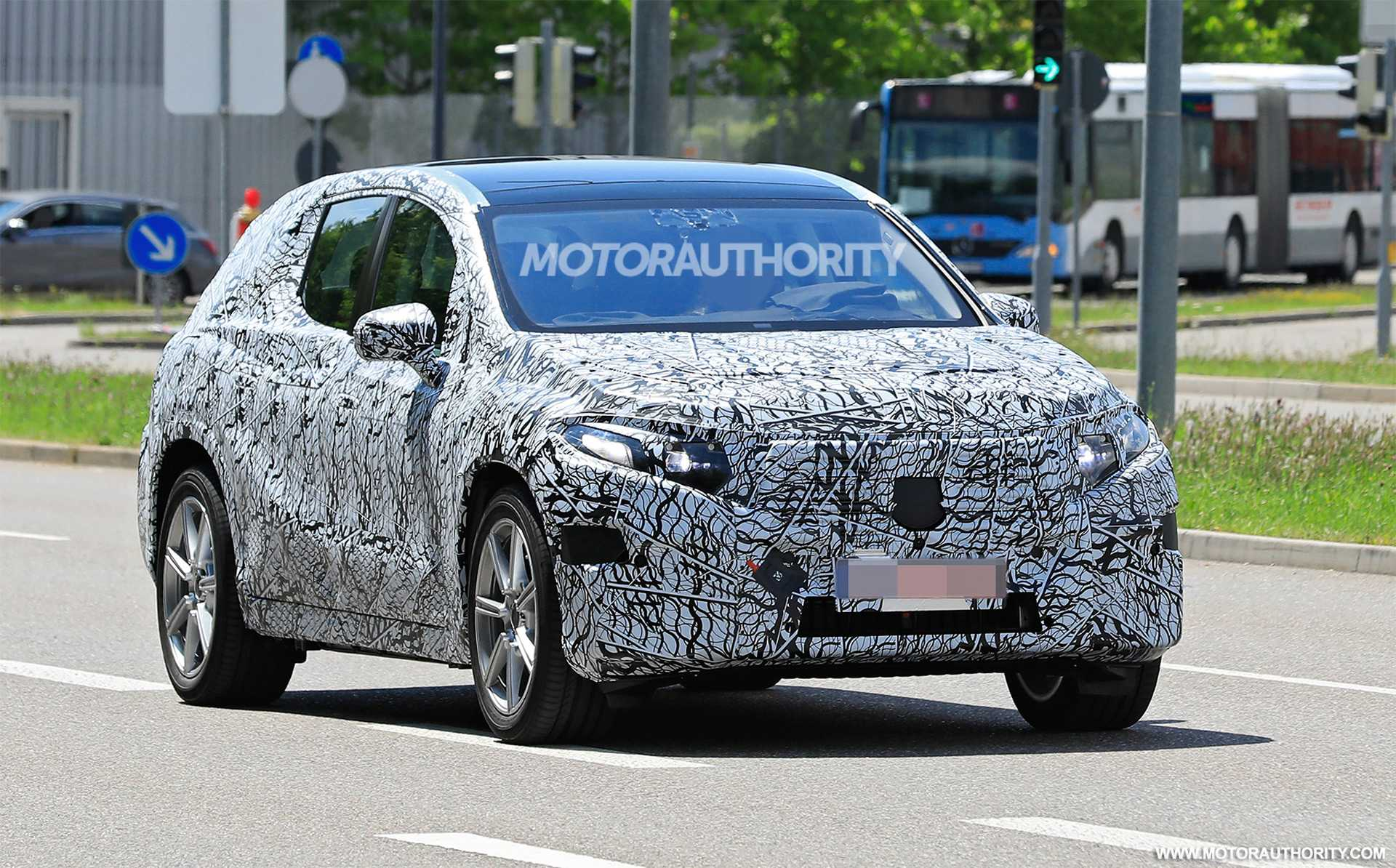2023 Mercedes Benz EQ SUV will Mark its Entry into Fully EV Cars Lineup