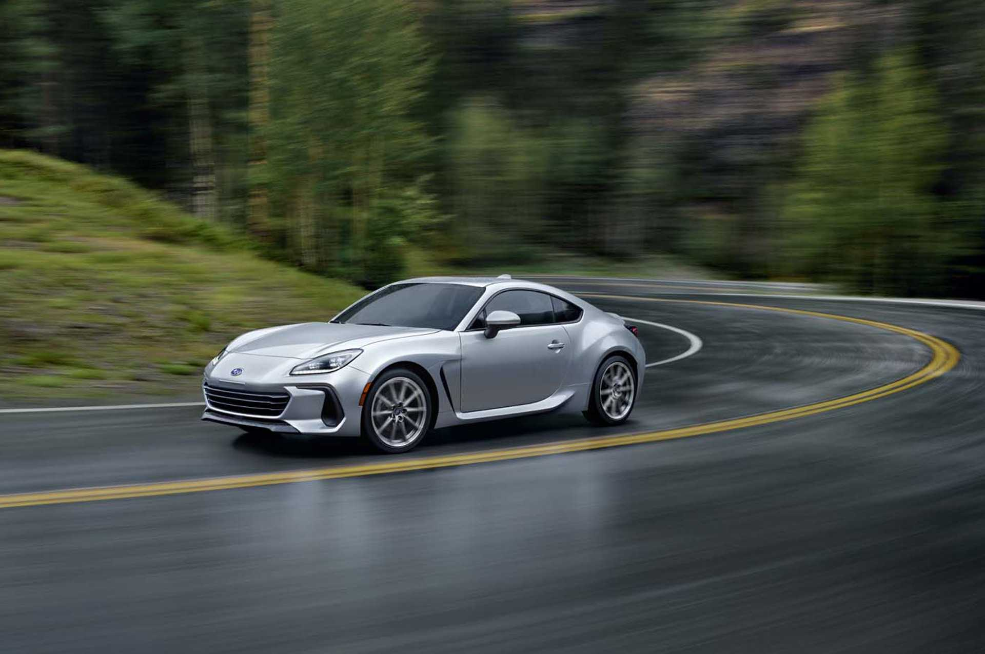 2022 Subaru BRZ Delivers More Power without Turbo Powertrain