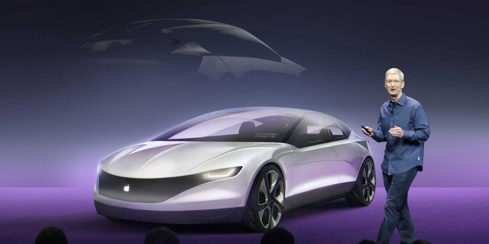 Apple EV car