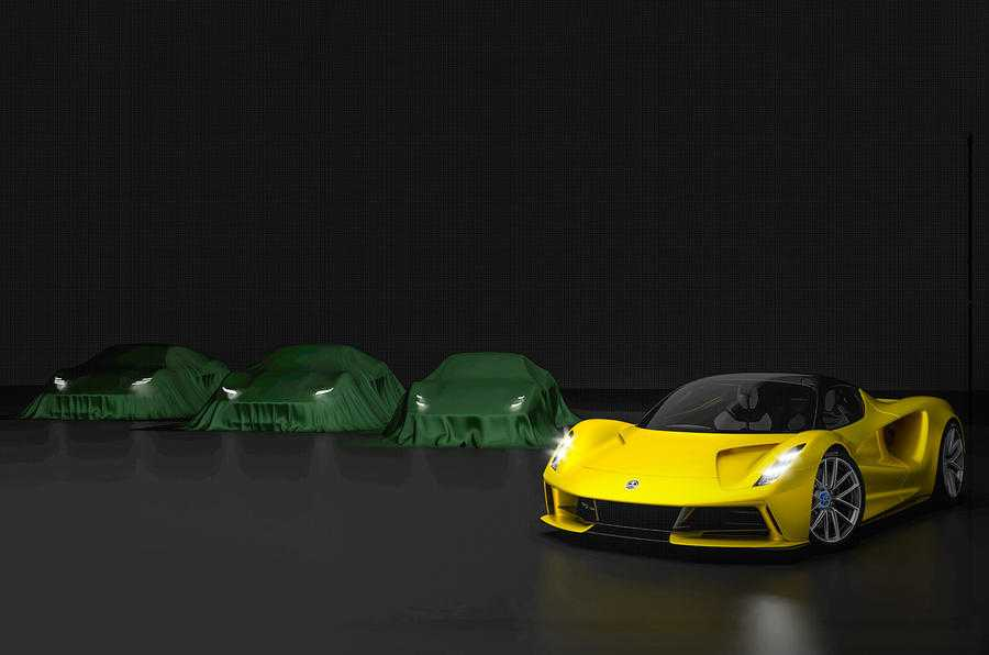 Lotus Reveals 2021 Lineup Sports Cars, Elise, Evora and Others Quit the Race