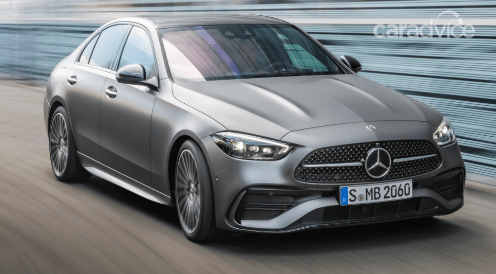 2021 Mercedes C Class Has Tons of Technology Updates, Covers 100Kms in Hybrid Range