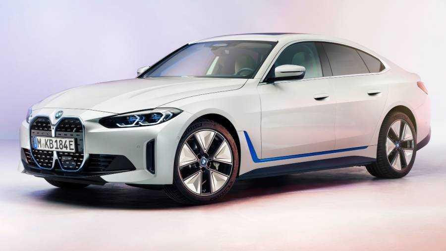 2021 BMW i4 – the all new BMW Electric Sedan to Challenge Tesla Model 3