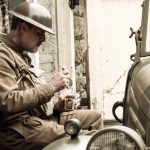 Dover Castle - Soldier Eating