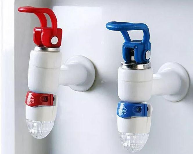 dispenser outlets