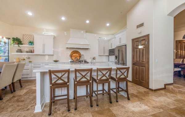 Christianson remodeled kitchen