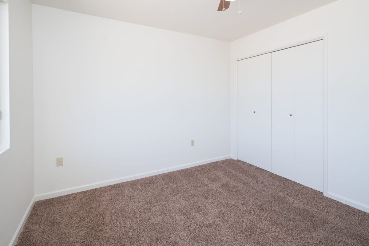 Carpet Flooring by Yourson Contracting in bedroom