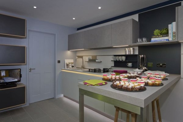 New kitchen design studio launched with style