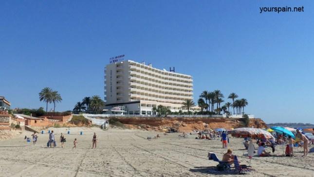 Orihuela Costa La Zenia Beach La Zenia Hotel