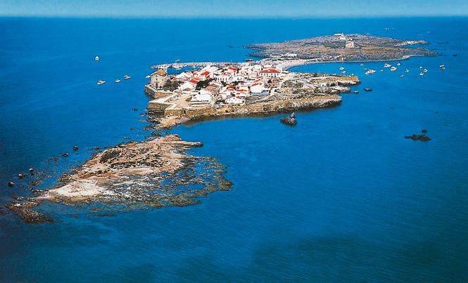 Isla Tabarca or Island of Tabarca